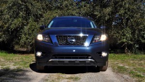 Road Test Review - 2015 Nissan Pathfinder SV 4WD 11