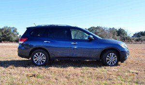 Road Test Review - 2015 Nissan Pathfinder SV 4WD 110