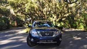 Road Test Review - 2015 Nissan Pathfinder SV 4WD 115
