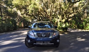 Road Test Review - 2015 Nissan Pathfinder SV 4WD 116