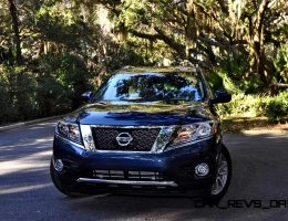 Road Test Review – 2015 Nissan Pathfinder SV 4WD