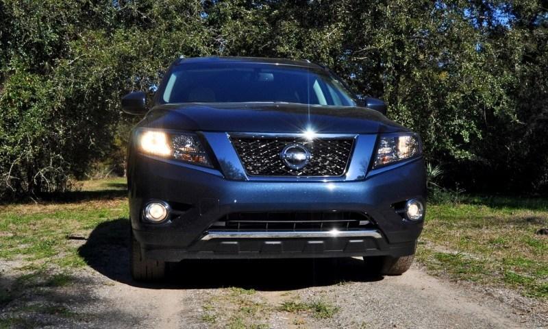 Road Test Review - 2015 Nissan Pathfinder SV 4WD 12