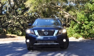 Road Test Review - 2015 Nissan Pathfinder SV 4WD 123