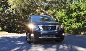 Road Test Review - 2015 Nissan Pathfinder SV 4WD 125