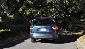 Road Test Review - 2015 Nissan Pathfinder SV 4WD 130