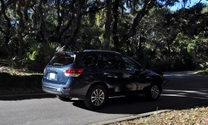 Road Test Review - 2015 Nissan Pathfinder SV 4WD 135