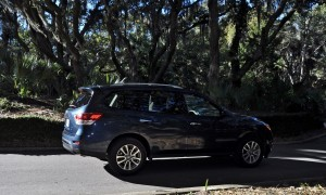 Road Test Review - 2015 Nissan Pathfinder SV 4WD 138