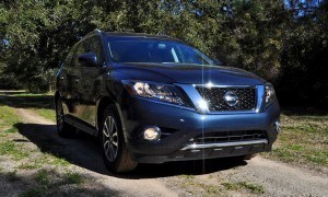 Road Test Review - 2015 Nissan Pathfinder SV 4WD 14