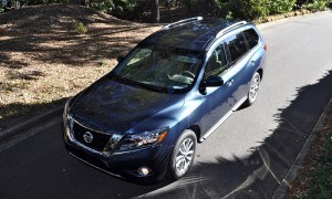 Road Test Review - 2015 Nissan Pathfinder SV 4WD 142