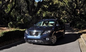Road Test Review - 2015 Nissan Pathfinder SV 4WD 145