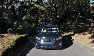 Road Test Review - 2015 Nissan Pathfinder SV 4WD 150