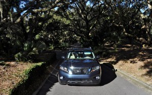 Road Test Review - 2015 Nissan Pathfinder SV 4WD 151