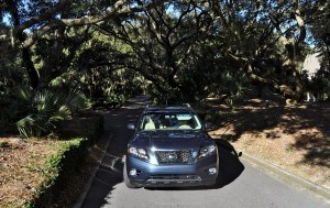 Road Test Review - 2015 Nissan Pathfinder SV 4WD 152