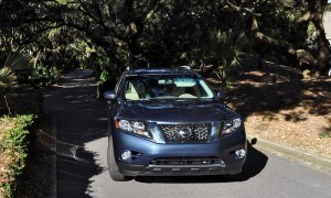 Road Test Review - 2015 Nissan Pathfinder SV 4WD 154