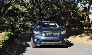 Road Test Review - 2015 Nissan Pathfinder SV 4WD 156
