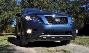Road Test Review - 2015 Nissan Pathfinder SV 4WD 18
