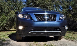 Road Test Review - 2015 Nissan Pathfinder SV 4WD 19
