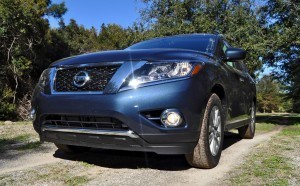 Road Test Review - 2015 Nissan Pathfinder SV 4WD 22
