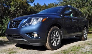 Road Test Review - 2015 Nissan Pathfinder SV 4WD 23