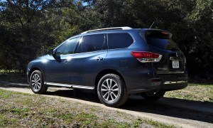 Road Test Review - 2015 Nissan Pathfinder SV 4WD 32