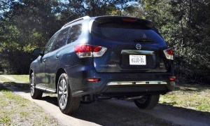 Road Test Review - 2015 Nissan Pathfinder SV 4WD 36