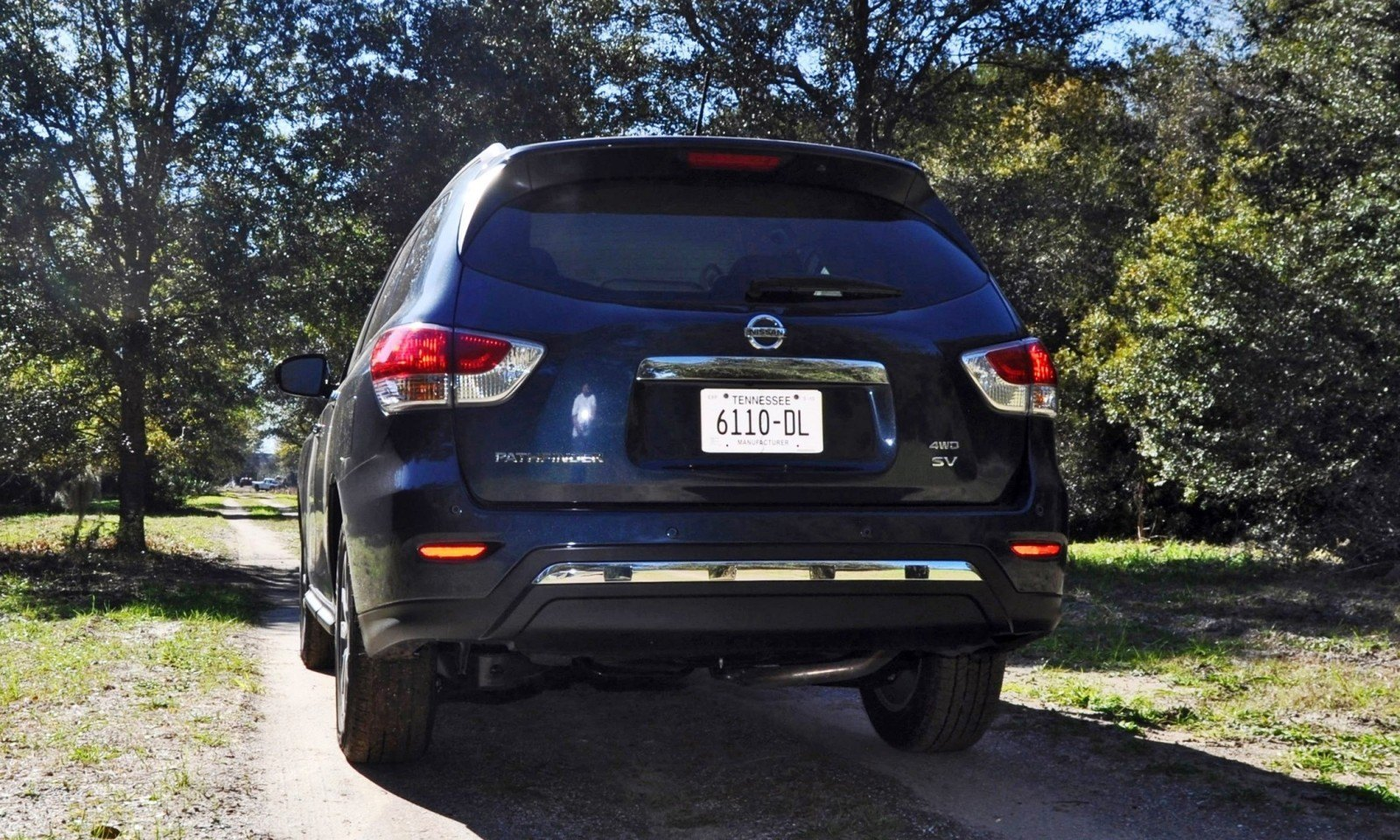 Road Test Review - 2015 Nissan Pathfinder SV 4WD 38