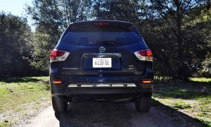 Road Test Review - 2015 Nissan Pathfinder SV 4WD 40