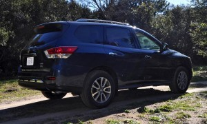 Road Test Review - 2015 Nissan Pathfinder SV 4WD 42