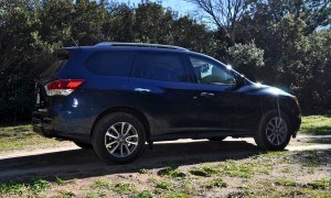 Road Test Review - 2015 Nissan Pathfinder SV 4WD 44