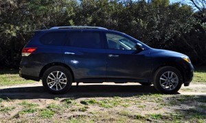 Road Test Review - 2015 Nissan Pathfinder SV 4WD 47