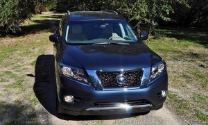 Road Test Review - 2015 Nissan Pathfinder SV 4WD 57