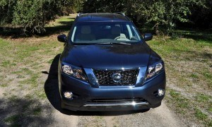 Road Test Review - 2015 Nissan Pathfinder SV 4WD 58