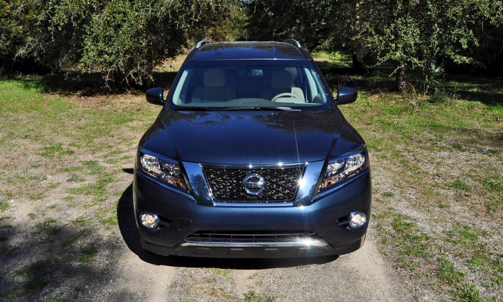 Road Test Review - 2015 Nissan Pathfinder SV 4WD 59