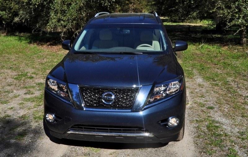 Road Test Review - 2015 Nissan Pathfinder SV 4WD 60