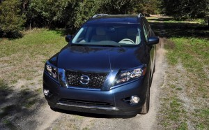 Road Test Review - 2015 Nissan Pathfinder SV 4WD 61