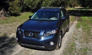 Road Test Review - 2015 Nissan Pathfinder SV 4WD 62