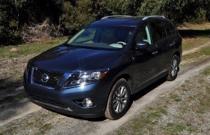 Road Test Review - 2015 Nissan Pathfinder SV 4WD 65