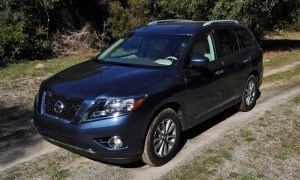 Road Test Review - 2015 Nissan Pathfinder SV 4WD 66