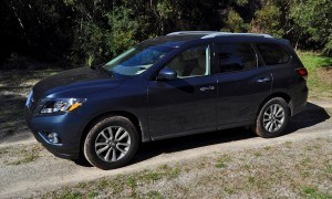 Road Test Review - 2015 Nissan Pathfinder SV 4WD 68