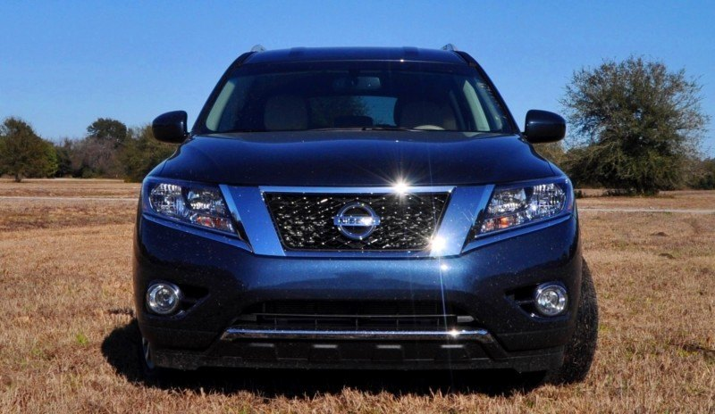 Road Test Review - 2015 Nissan Pathfinder SV 4WD 69