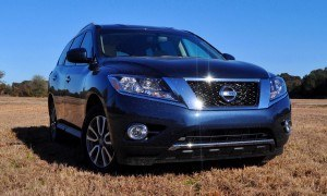 Road Test Review - 2015 Nissan Pathfinder SV 4WD 74