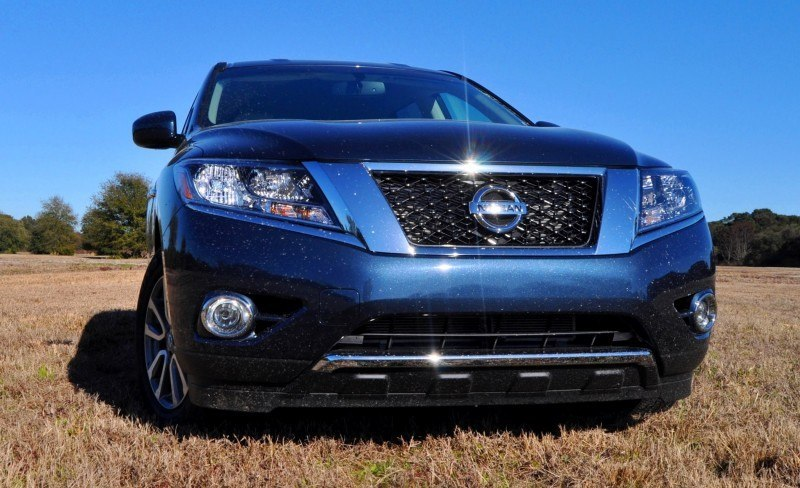 Road Test Review - 2015 Nissan Pathfinder SV 4WD 80