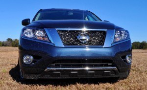 Road Test Review - 2015 Nissan Pathfinder SV 4WD 81