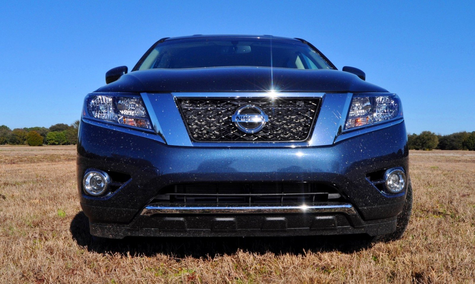 Road Test Review - 2015 Nissan Pathfinder SV 4WD 82