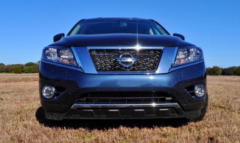 Road Test Review - 2015 Nissan Pathfinder SV 4WD 82