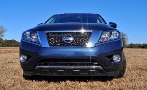 Road Test Review - 2015 Nissan Pathfinder SV 4WD 83