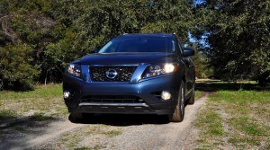 Road Test Review - 2015 Nissan Pathfinder SV 4WD 9
