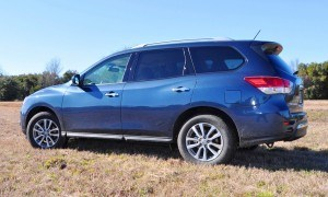 Road Test Review - 2015 Nissan Pathfinder SV 4WD 96