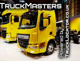 DAF Trucks – Powerful, Efficient and Extra Affordable When Pre-Owned