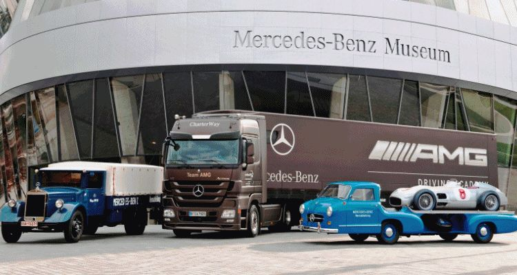 mb race transporter